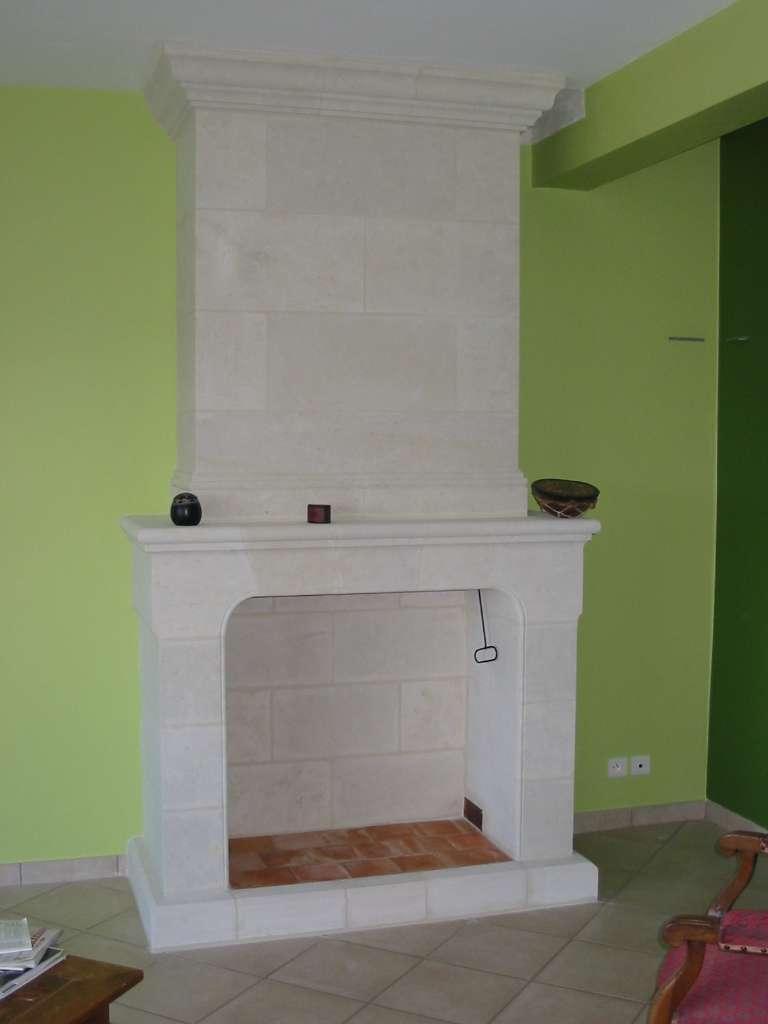 Création de cheminée