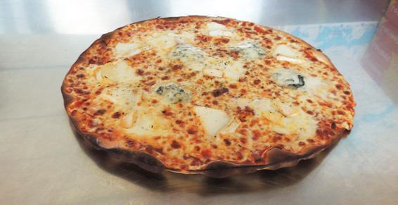 Livraison de pizzas - Pizza 4 Fromages