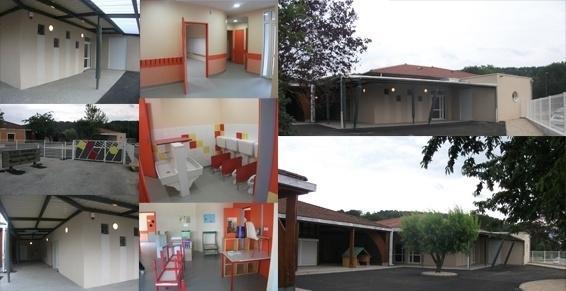 Extension d'une école maternelle - Marché Public