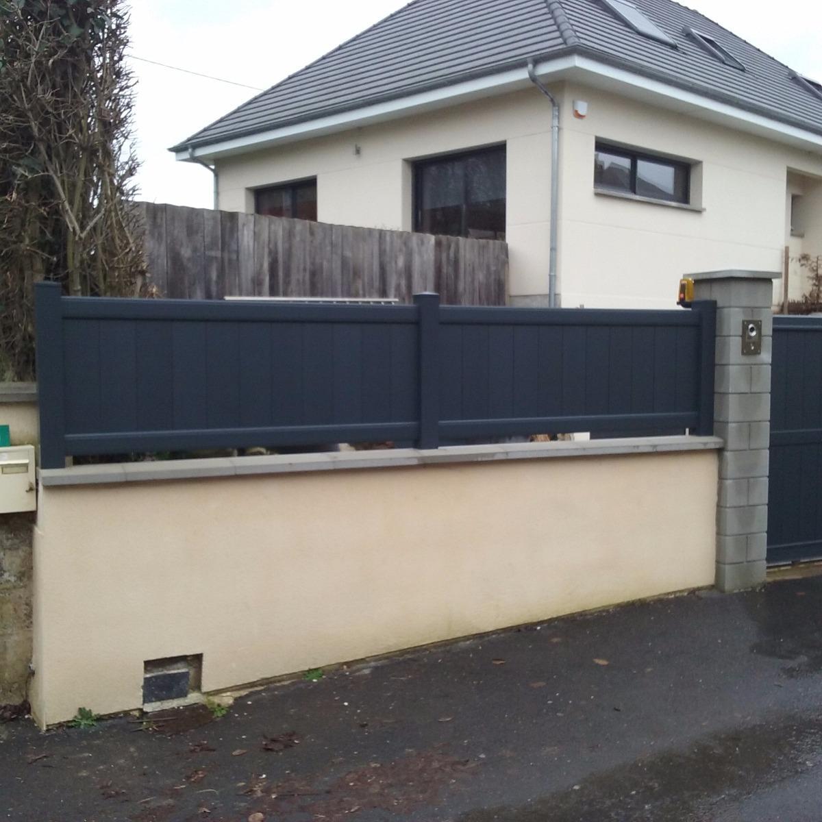 A.B.I Renov, clôture aluminium dans l'Eure