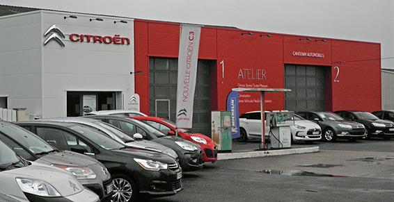 MVEF Autos Cantenay Automobiles - Garages automobiles
