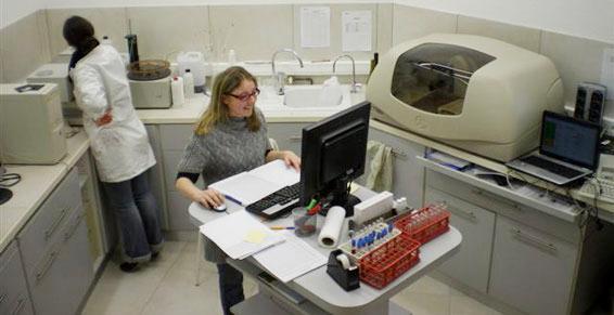 Analyseurs dernière génération pour un laboratoire performant