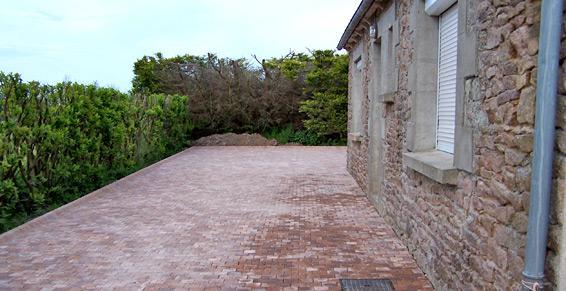 L'Hostis Jöel à Plouézec - Jardins, parcs (aménagement, entretien)
