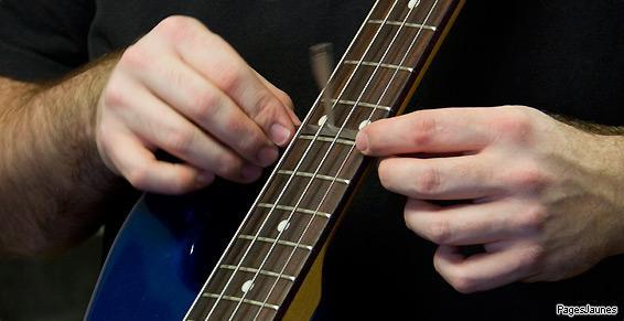 Cema - Leçons de guitare