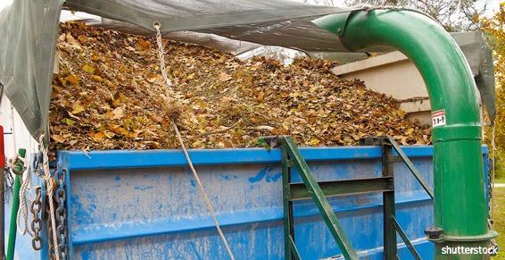 Bennes pour vos déchets près de Calais