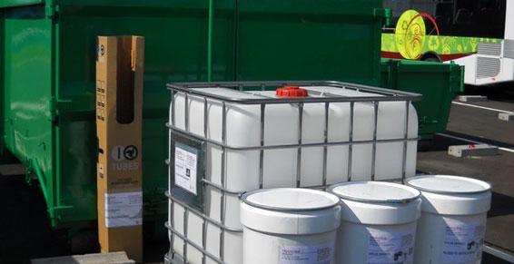 Déchets industriels - traitement tous déchets dangereux (93)
