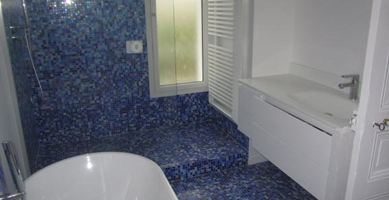 Raval Déco à Le Plessis-Robinson - Salles de bains