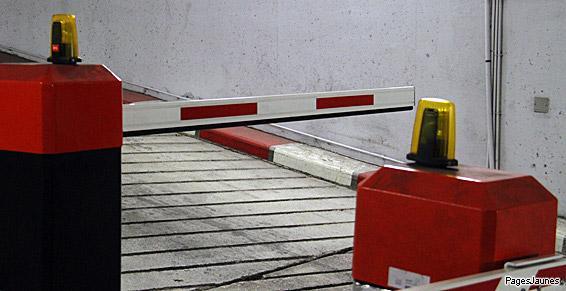 Pose de barrières automatiques en Vendée