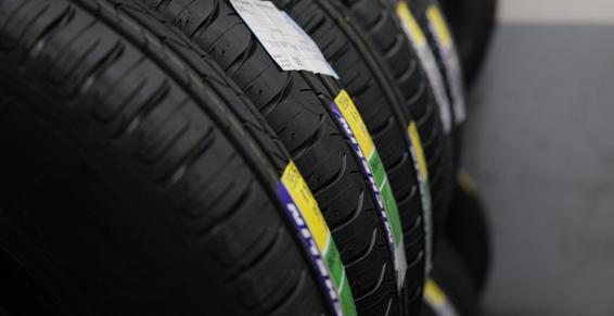 Vente de pneus à Paris 15