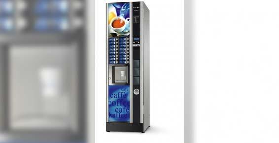 distributeurs automatiques - machine à café