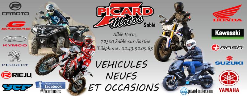 PICARD MOTOS SABLE SUR SARTHE
