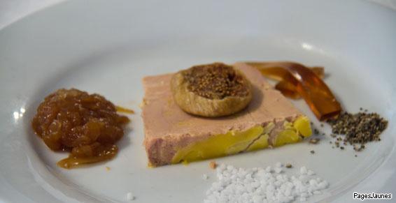 Villeneuve-de-Rivière - Restaurants