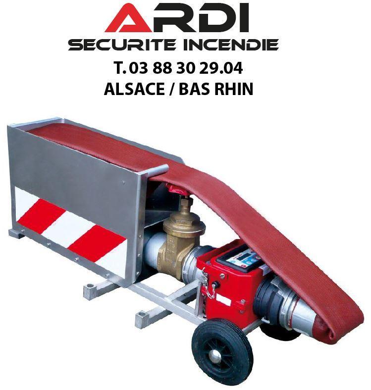 protection debitmetre ARDI SECURITE INCENDIE
