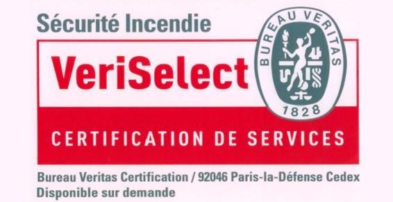 Entreprise certifiée N°2521083