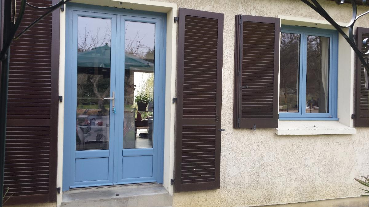 Goussin Bruno - Fenêtres et volets en bois