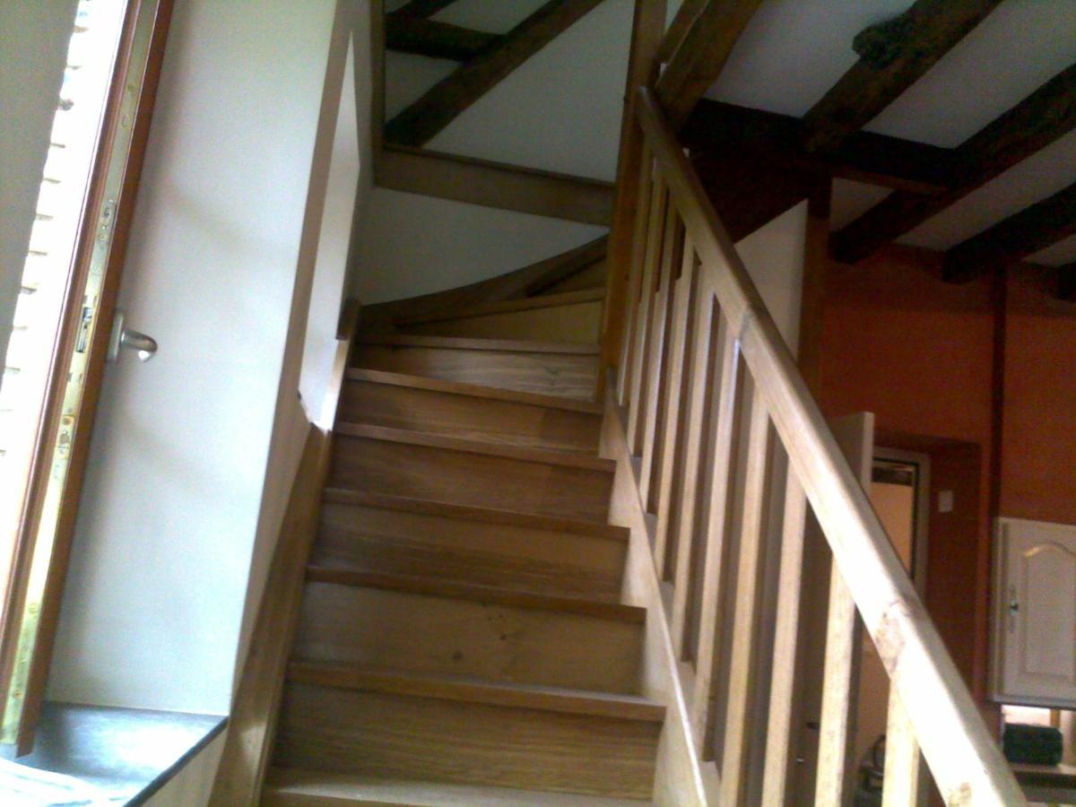 Goussin Bruno - Escalier en bois