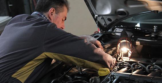 Garage Levilly - Mécanique, carrosserie, tôlerie, entretien, contrôle