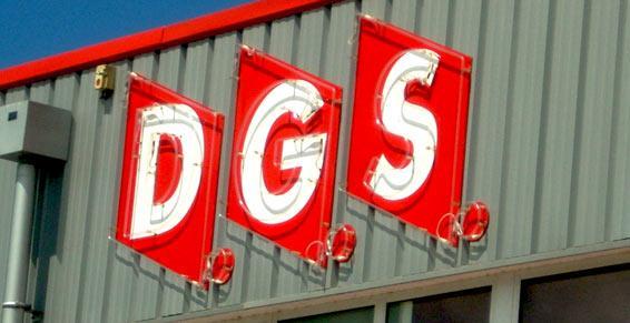 Distribution Gestion Services D.G.S. Logo société.