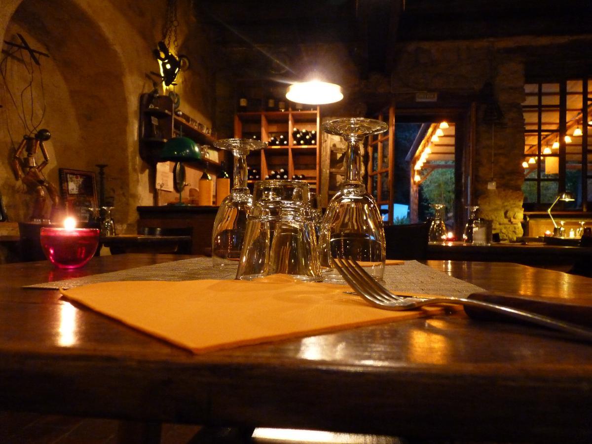 Restaurant l'Auberge du Rantaures à Lussan dans le Gers