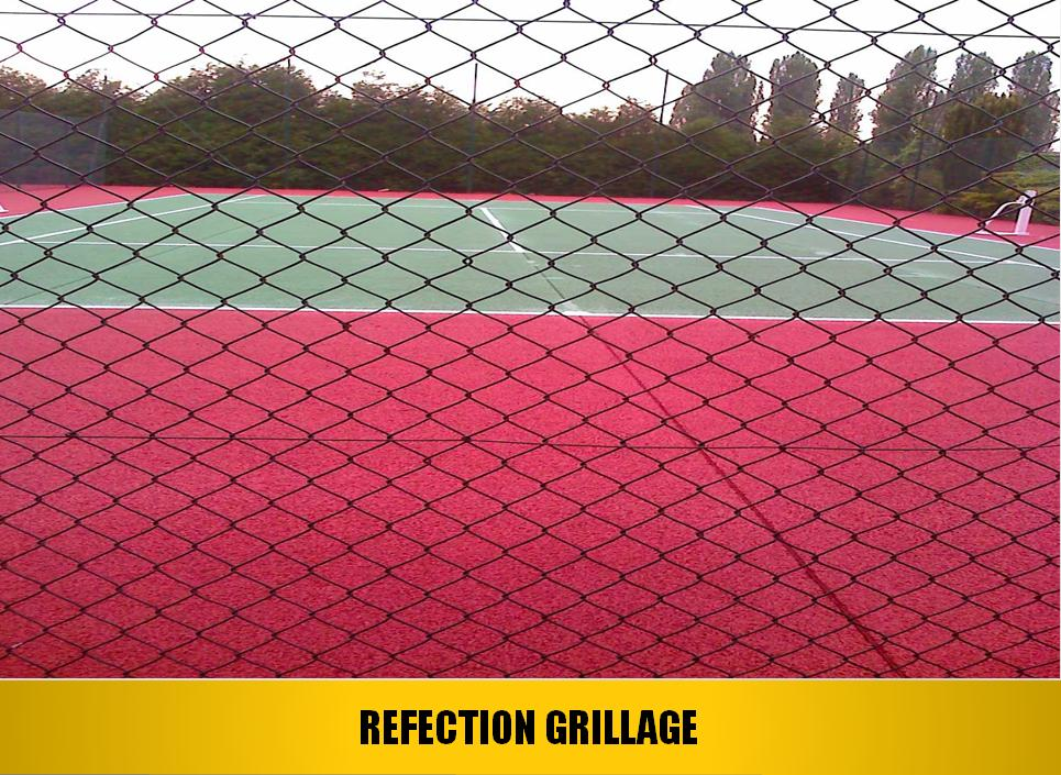 REFECTION GRILLAGE