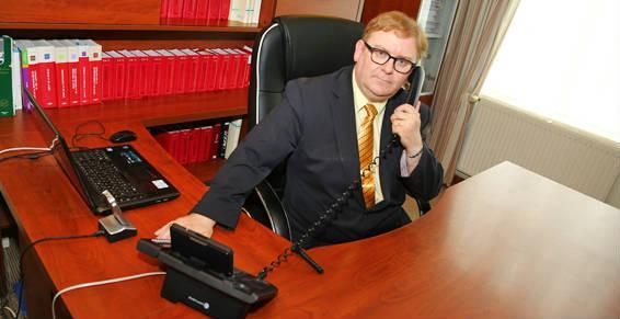 Un avocat qui vous accompagne dans vos affaires.