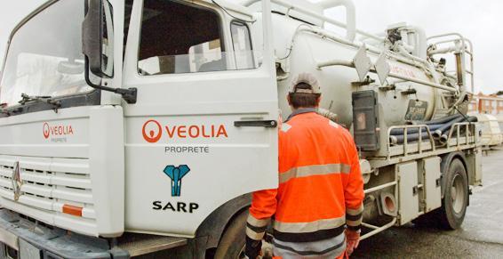 Pompage et nettoyage pour tous types de fosses