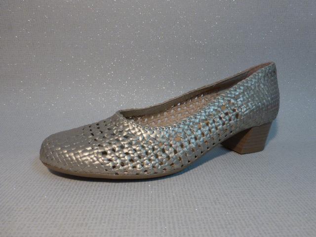 ARA Escarpin tressé ultra confort Talon 35mmARA Sneaker Extra souple_Chaussures Aux Pieds Sensibles