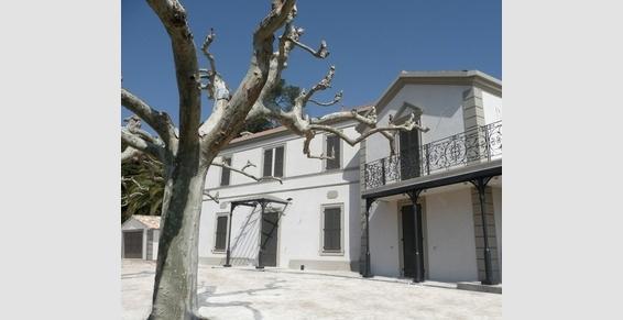 Rénovation  complète d'un domaine viticole centenaire