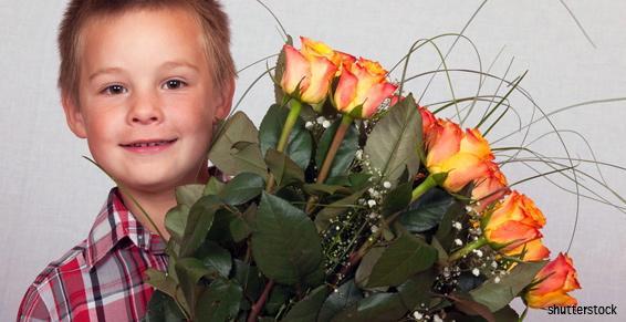 Offrez des fleurs, à Vire Normandie, près de Caen