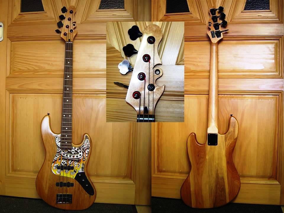 Jazz Bass SIMON Th.