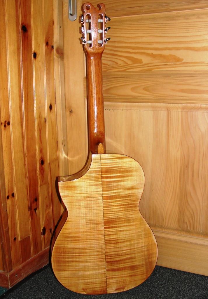 Guitare SIMON Th. CG7