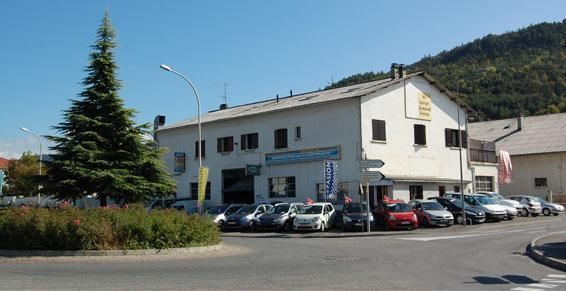 Garages automobiles Jaussaud Bernard Réparation