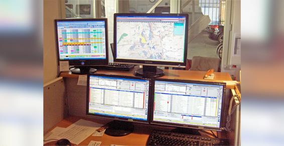 Ambulance - Régulation et suivi des véhicules