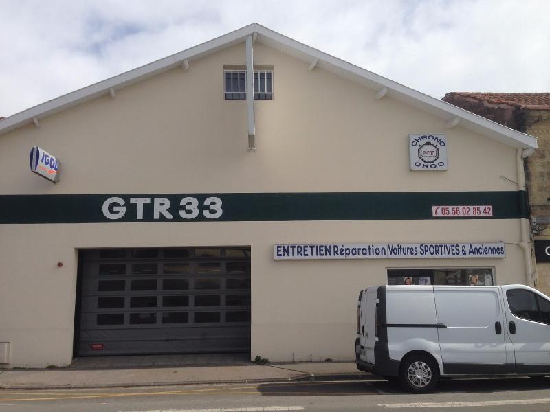 G.T.R. 33 réparation automobile