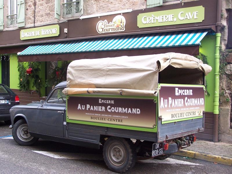 Au Panier Gourmand - Boulieu-lès-Annonay - Pots