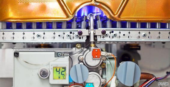Dépannage de chauffage au gaz - Installation