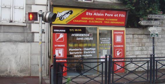 Dépannage de chauffage électrique - Alain Père et Fils