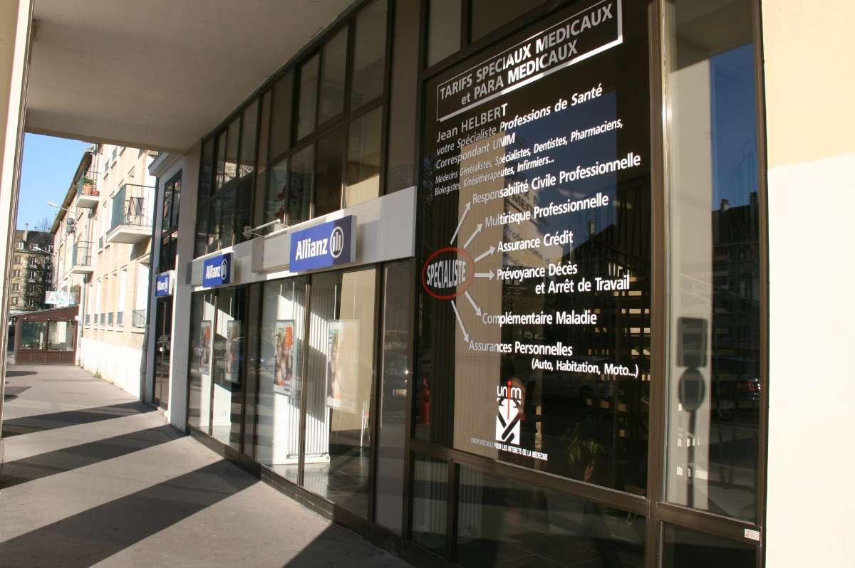 Agence Allianz Cabinet Helbert propose des assurances à Caen.