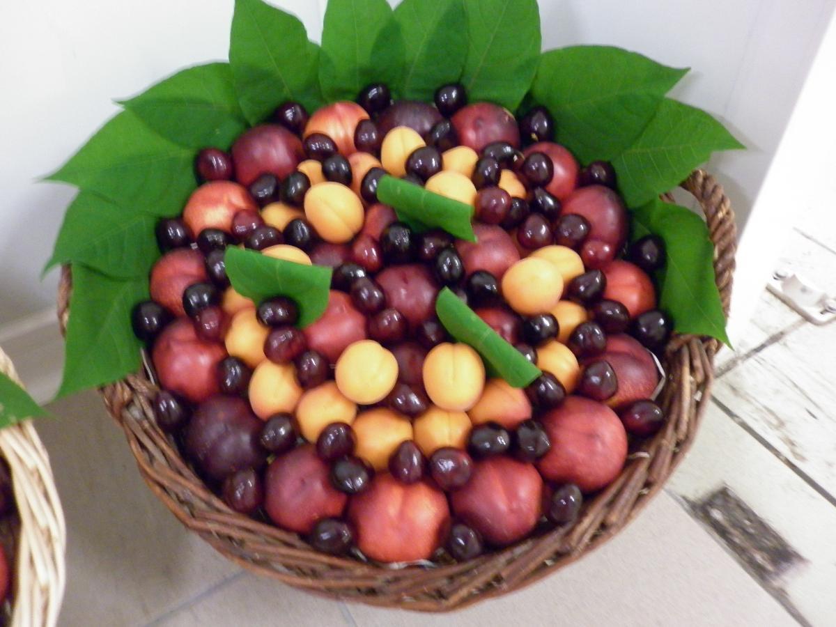 Rebatet Fruits Drôme Ardèche