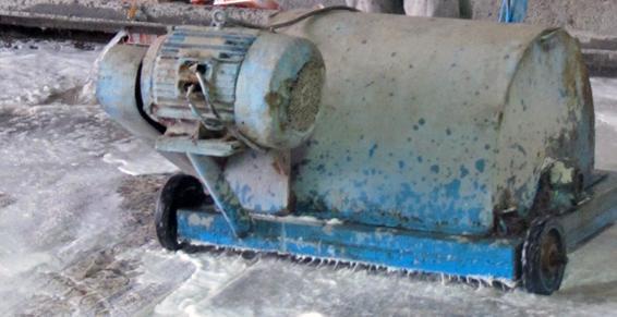 Lavage aproffondie de tapis