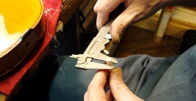 luthiers - Chaque pièce est unique