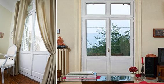 Fenêtre Janneau en bois