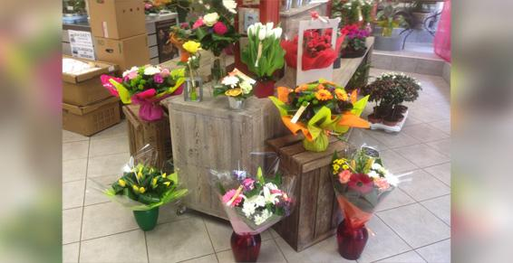 Compositions florales à Argenton-sur-Creuse