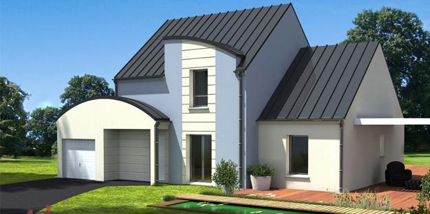 Maison Numéri Plan