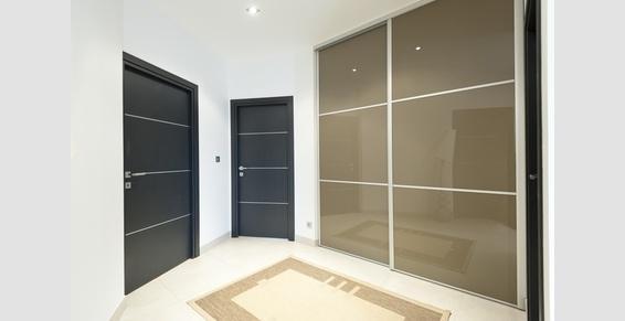 Portes intérieures, portes de placard