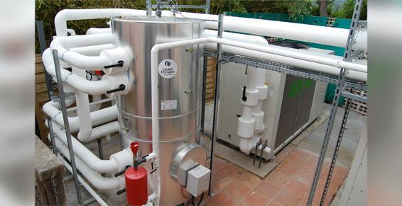 Grimaud pac Climat System à La Valette du Var