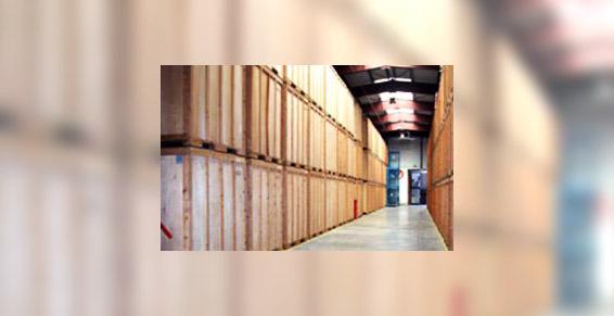 garde-meubles - Containers plombés