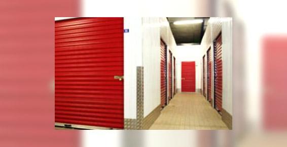 boxes de stockage individuels - Accès en libre service