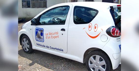 Garages automobiles - Vente de véhicules d'occasion / GARANTIES