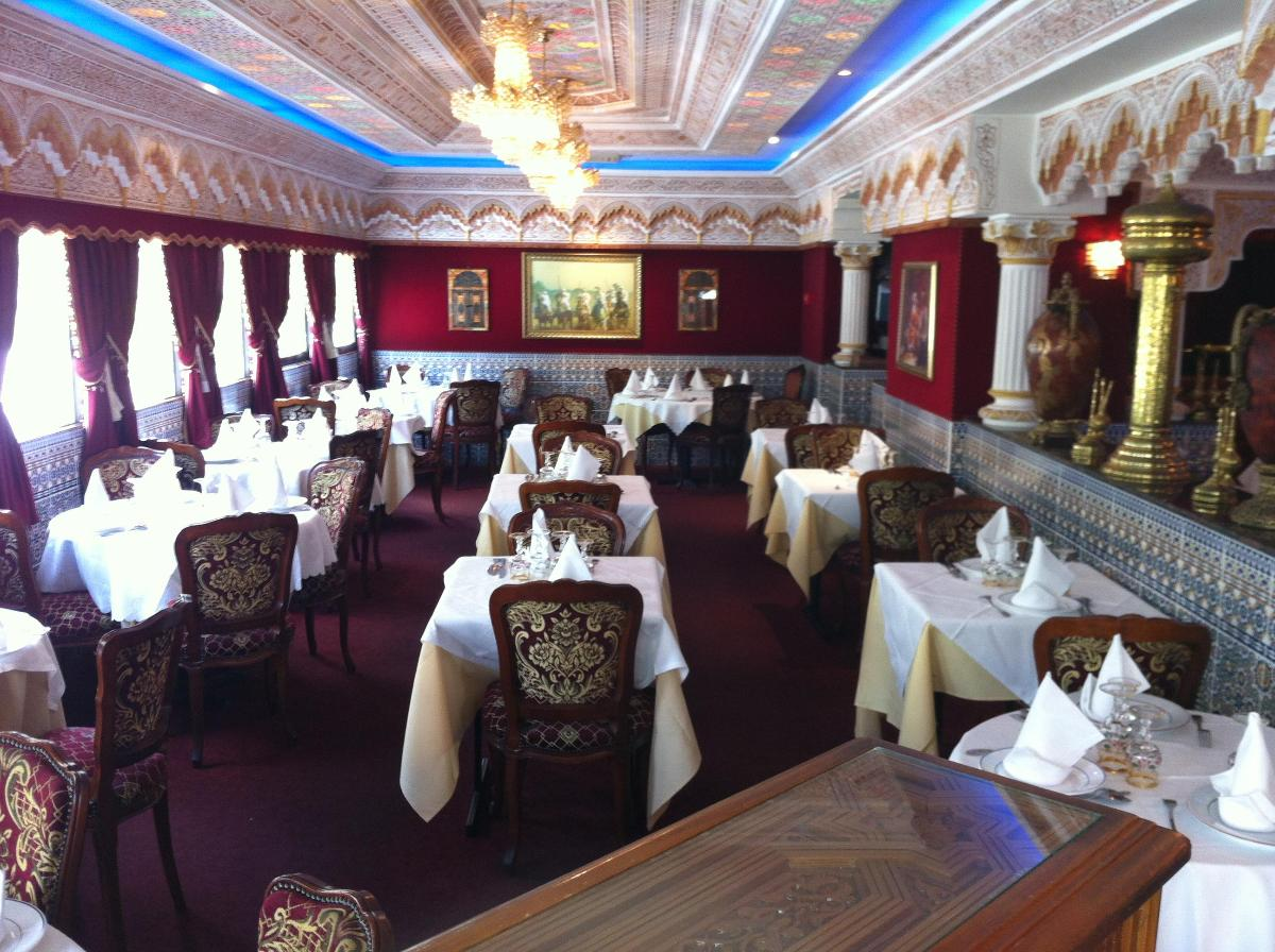 Restaurant marocain à Franconville